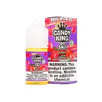 Candy King On Salt - Strawberry Watermelon Bubblegum (30ml)