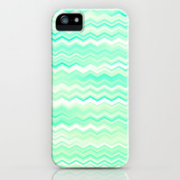 Waves V iPhone & iPod Case by Rain Carnival