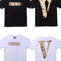 hcxx a 1094 Vlone Casual Fashion Skateboard T Shirt