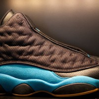 [Free Shipping ] AIR JORDAN 13 (CP3 HORNETS-AWAY) Basketball Shoes