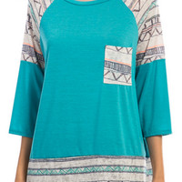 Plus Size Basically Beautiful Tunic
