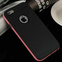 Pink Silicone Case for iPhone 6