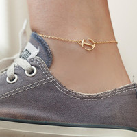 Fashion Gold Chain Anklet Foot Ankle Women Lady Jewelry Elegant = 4473139140