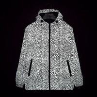 Windbreaker Couple 3M Reflective  Jacket [9398110343]