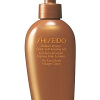 Shiseido 'Brilliant Bronze' Quick Self-Tanning Gel