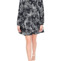 Anita Floral Dress-FINAL SALE