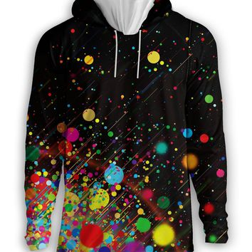 Supersonic Paint Hoodie