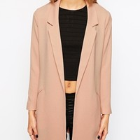 New Look Petite Duster Coat