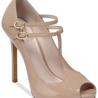 Vince Camuto Carlii T-Strap Mary Jane Pumps