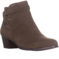 GB35 Oleesia Casual Ankle Boots, Army, 11 US