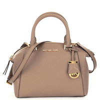 MICHAEL Michael Kors Riley Small Convertible Satchel | Dillards
