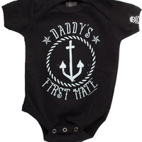 Daddy's First Mate One Piece