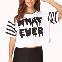 Statement-Making Whatever Top