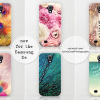 NEW in the shop--- Samsung galaxy S4 cases! by Sylvia Cook Photography