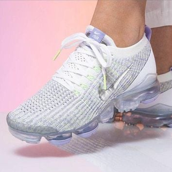 Nike Air Vapormax Flyknit 3 Women Men Fashion Casual Sneakers Sport Shoes