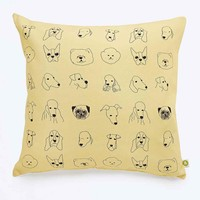 Baines & Fricker Dog Cushion - Urban Outfitters