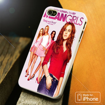Mean Girls Sassy and Sharp iPhone 4S 5S 5C SE 6S Plus Case
