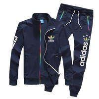 Adidas woman Men's sports suit