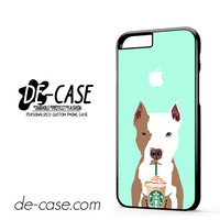 I Love Starbucks Dog 4 For Iphone 6 Iphone 6S Iphone 6 Plus Iphone 6S Plus Case Phone Case Gift Present YO