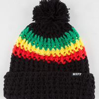 Neff Hans Beanie Black One Size For Men 26587110001