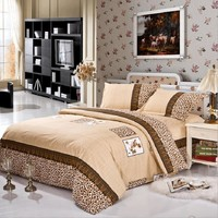 Four Season Fashion Single/Double/King(1.2/1.5/1.8 M)Bed Sheets Quilt Comforter Cover Pillowcases Duvet Covers Bedding Home Deco