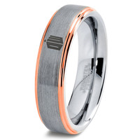 Doctor Who Ring Time Lord Design Ring Mens Fanatic Geek Sci Fi Science Fiction Boys Girl Womens Ring Mens Fathers Day Gift Holiday Tungsten Carbide 37