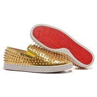 Shosouvenir  christian louboutin[CL] Fashionable casual shoes