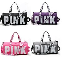 Victoria's secret Pink Sports and fitness yoga with short travel bag One-nice™