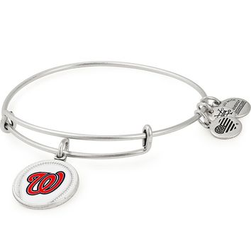 Washington Nationals Color Infusion Charm Bangle
