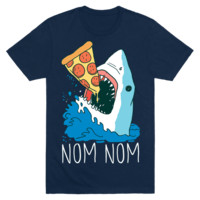 Nom Nom Pizza T-Shirt
