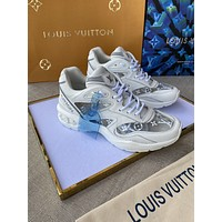 lv louis vuitton womans mens 2020 new fashion casual shoes sneaker sport running shoes 189