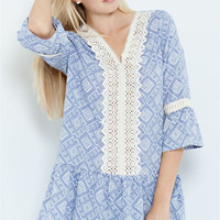 Wandering Lover Blouse
