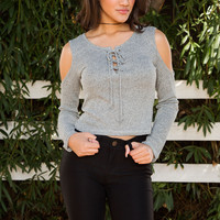 Christa Cut-Out Top