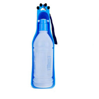 Outdoor Pet Dogs Drinking Water Bottle Kettle Watering Portable 350ML 600ML