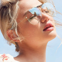 Vintage Deadstock Cohen Aviator Sunglasses | Urban Outfitters