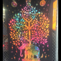 Tree of life Celtic Indian Tapestry Hippie Tapesty