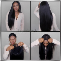 8A Full Lace Human Hair Wigs