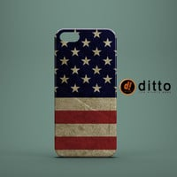 U.S. OLD GLORY Design Custom Case by ditto! for iPhone 6 6 Plus iPhone 5 5s 5c iPhone 4 4s