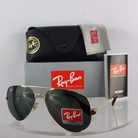 Cheap Brand New Authentic Ray Ban RB3558 Sunglasses 001/71 58mm Frame 3558 outlet