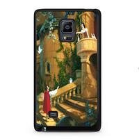 Snow White One Song Samsung Galaxy Note Edge Case