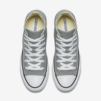The Chuck Taylor All Star Seasonal Colors High Top Unisex Shoe.