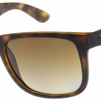 Ray-Ban Justin Sunglasses RB4165 865/T5 Tortoise | Brown Gradient Polarized |NIB