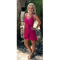 This is for Me Dress: Hot Pink
