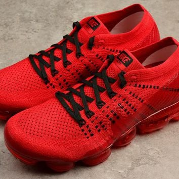 NIKE AIR VAPORMAX FLYKNIT 883275-400 red 39-45