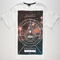 Volcom Flight Mens T-Shirt White  In Sizes
