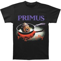Primus Men's  Frizzle Fry T-shirt Black