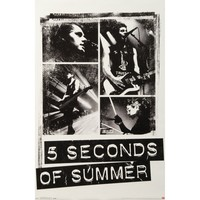 5 Seconds Of Summer Domestic Poster
