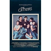 The Outsiders Poster//The Outsiders Movie Poster//Movie Poster//Poster Reprint