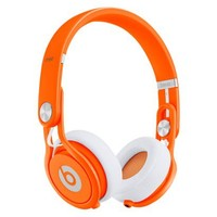Beats by Dr. Dre Mixr Headphones - Neon Orange
