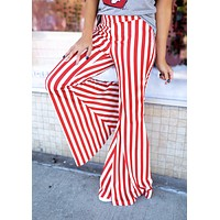 The Holiday Bell Bottoms